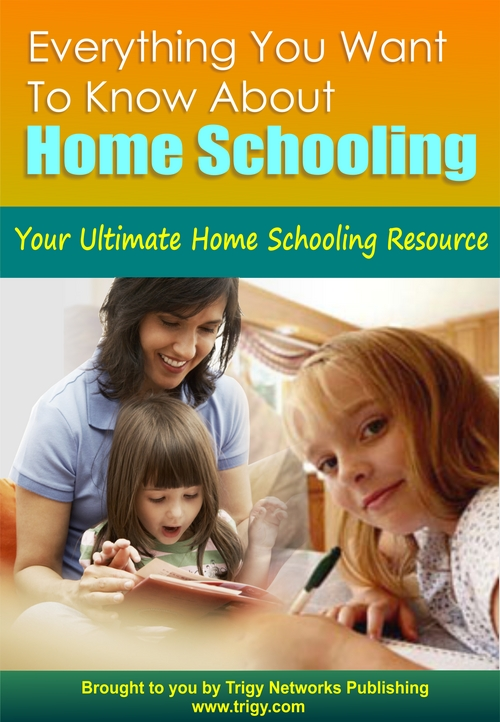 Product picture Everything You Need to Know About Home Schooling